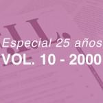 Revistas del 2000 – Volumen 10