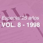 Revistas del 1998 – Volumen 8