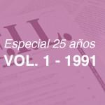 Revistas de 1991